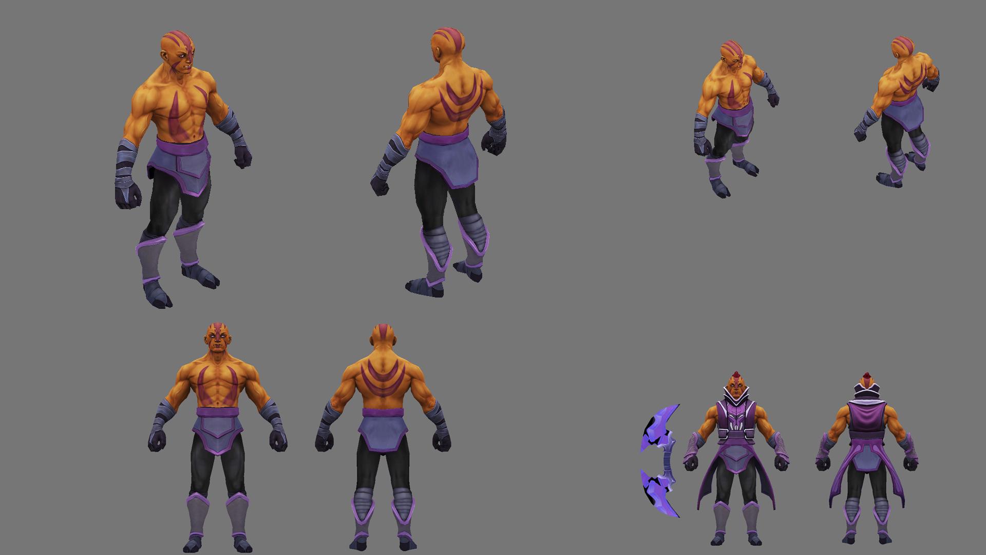 Dota Character Design Pdf : Steam community guide dota hero concept sheets