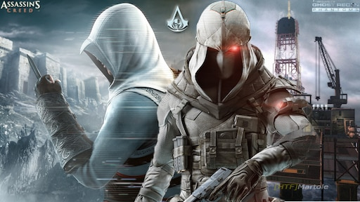 assassins creed tom clancys - HD 1920×1080