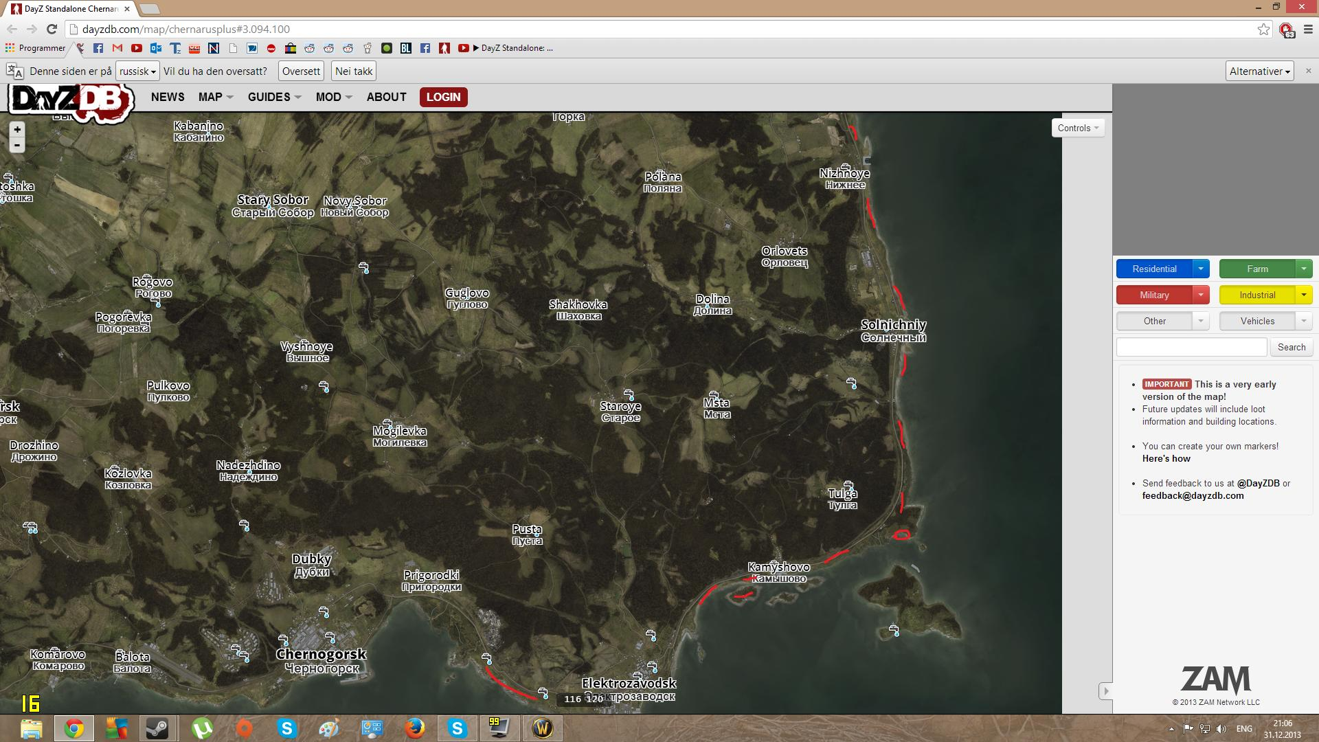 Dayz Standalone Map 62 google maps miami beach children angling fishing