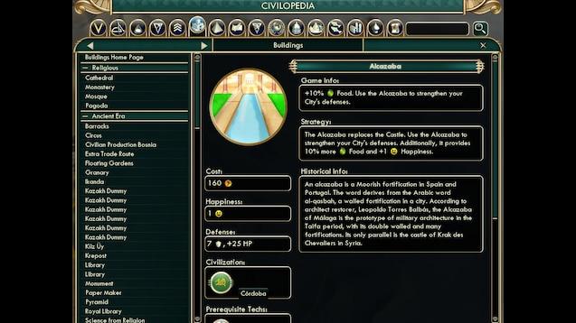 Steam Workshop :: Cordoba (BNW)