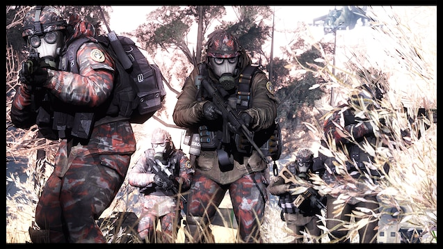 Steam Workshop Call Of Duty Modern Warfare 2 Russians