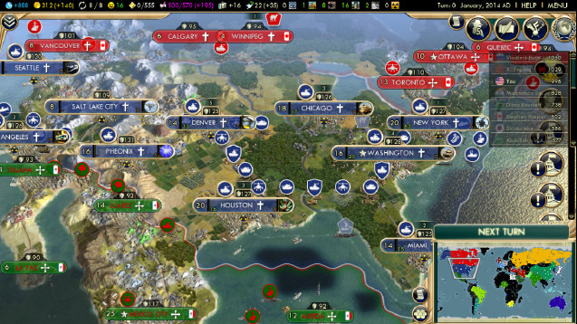 Steam Workshop Earth - Japan map civ 5