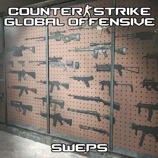 CS:GO SWEP Pack