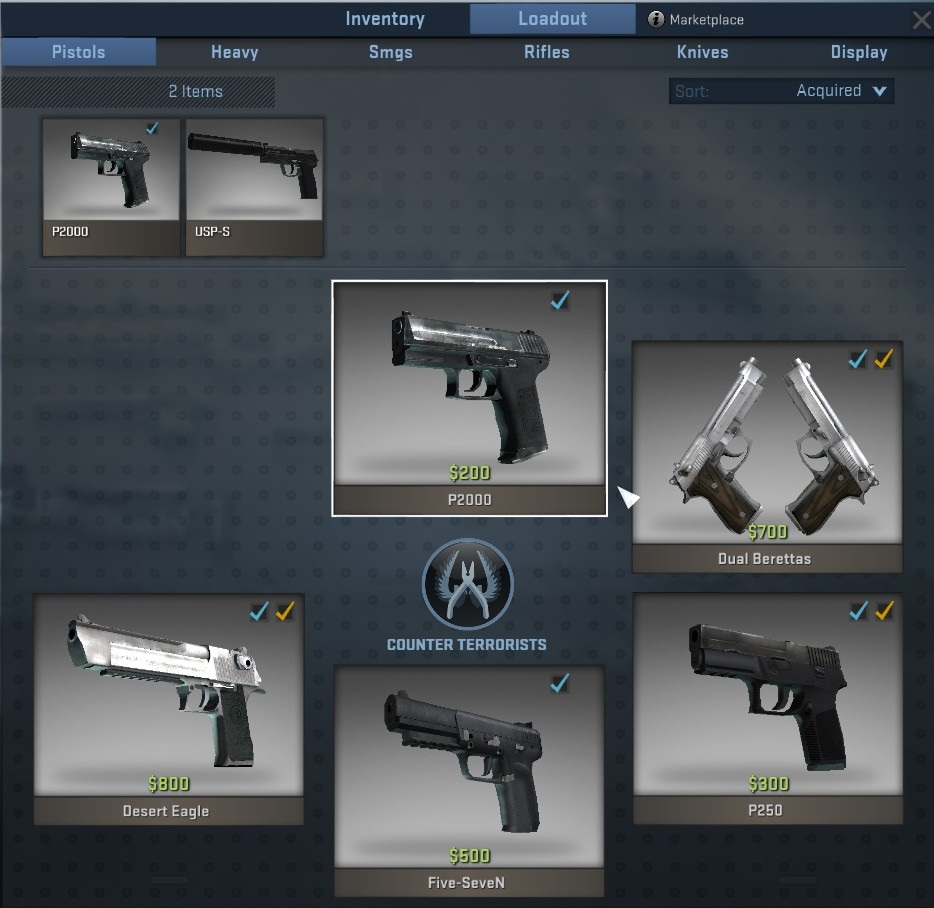 how to play ranked matches in cs go