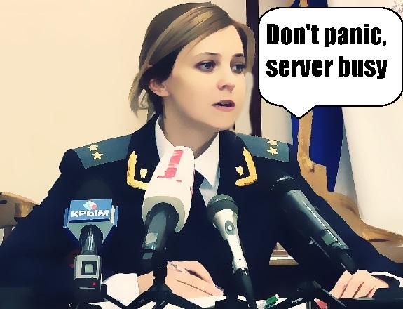 Steam Community Natalia Poklonskaya