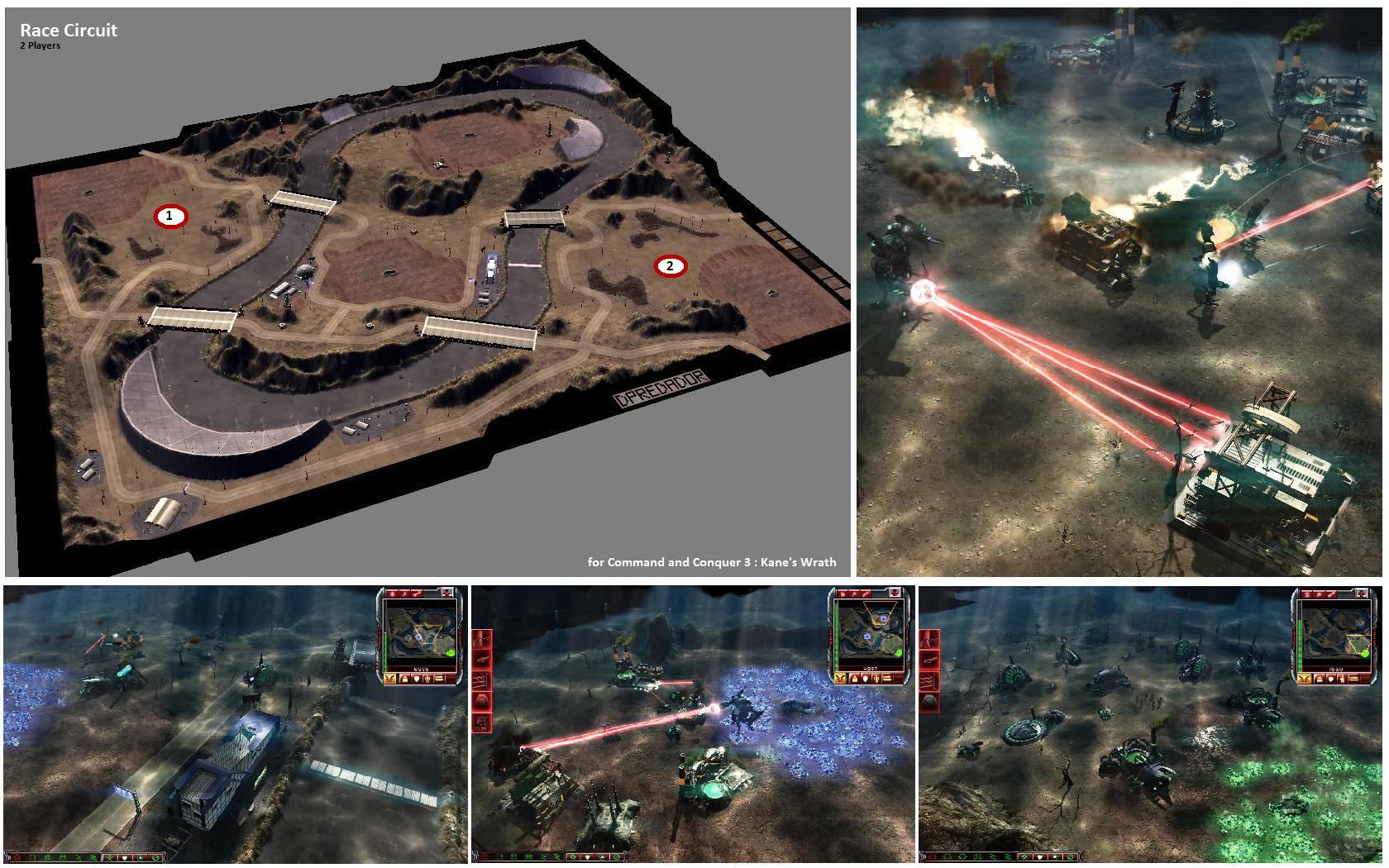 command and conquer 3 kanes wrath map editor download