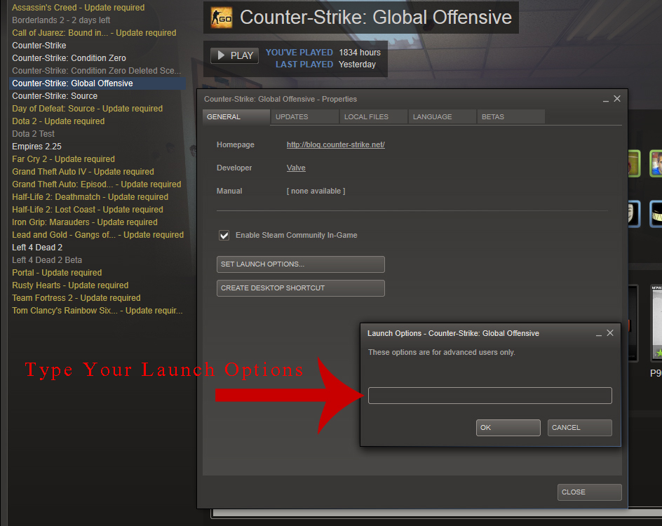 Cs go matchmaking netsettings