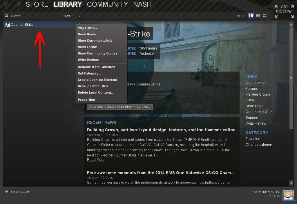 Steam Community :: Guide :: How to fix Counter-Strike 1 6