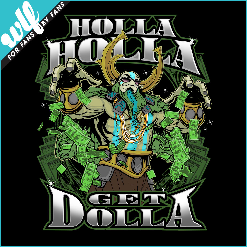 Image result for holla holla get dolla