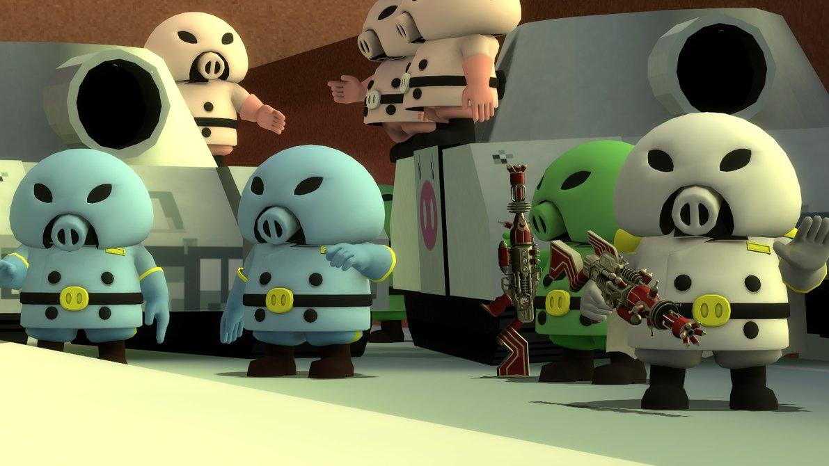 Steam Workshop :: Ultimate Chimera Hunt