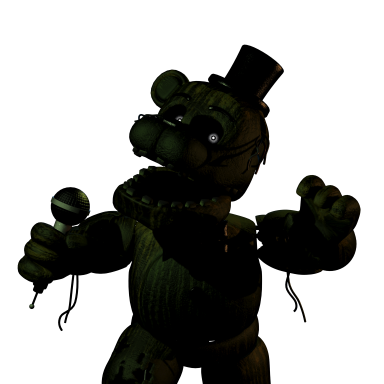 phantom freddy he randomly appears in the windows in front of you the best way to avoid getting jumpscared by him is to bring up the monitor or