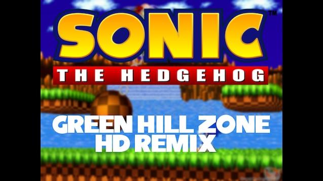 Steam Workshop :: Sonic the Hedgehog: Green Hill Zone HD Remix