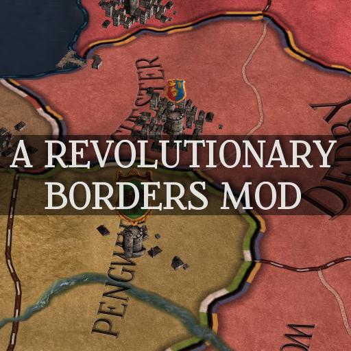 A Revolutionary Borders Mod