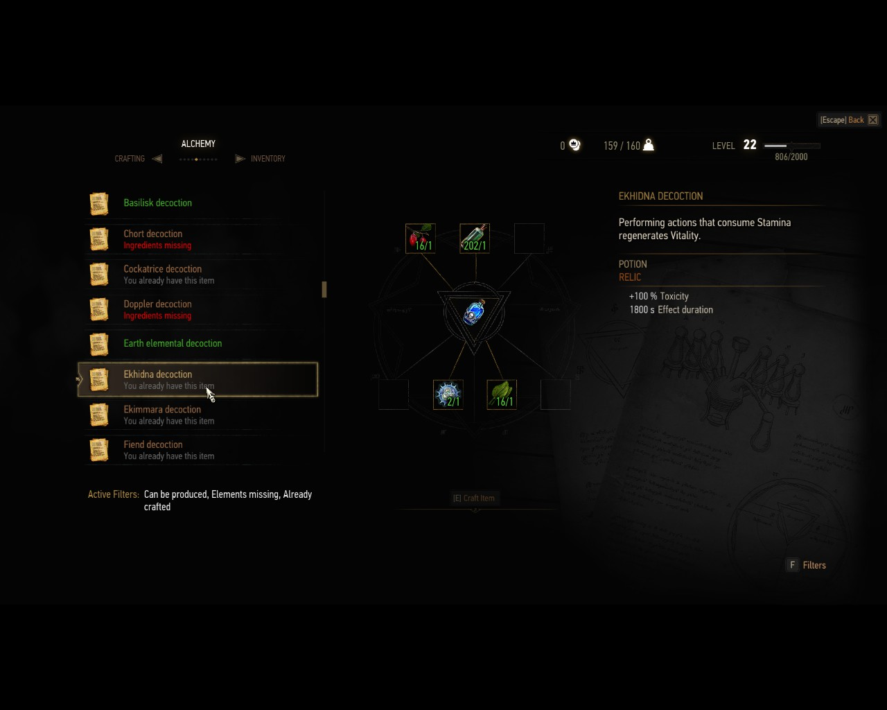 witcher 3 difficulty mod