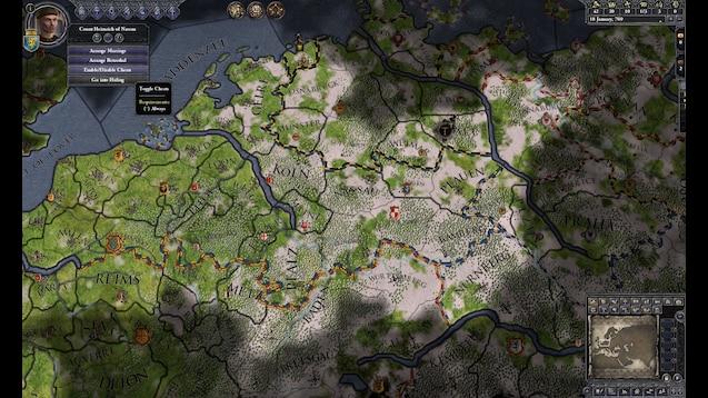 Steam Workshop :: Latteralus' CKII Cheat Mod