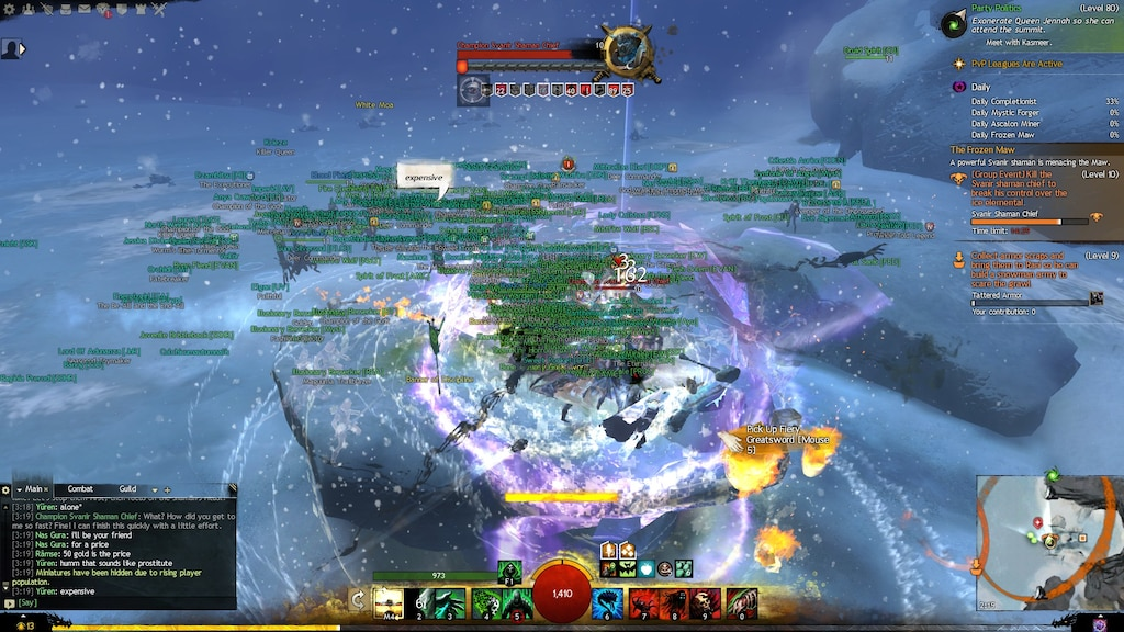Steam Community :: Screenshot :: Yep, this is a world boss in GW2