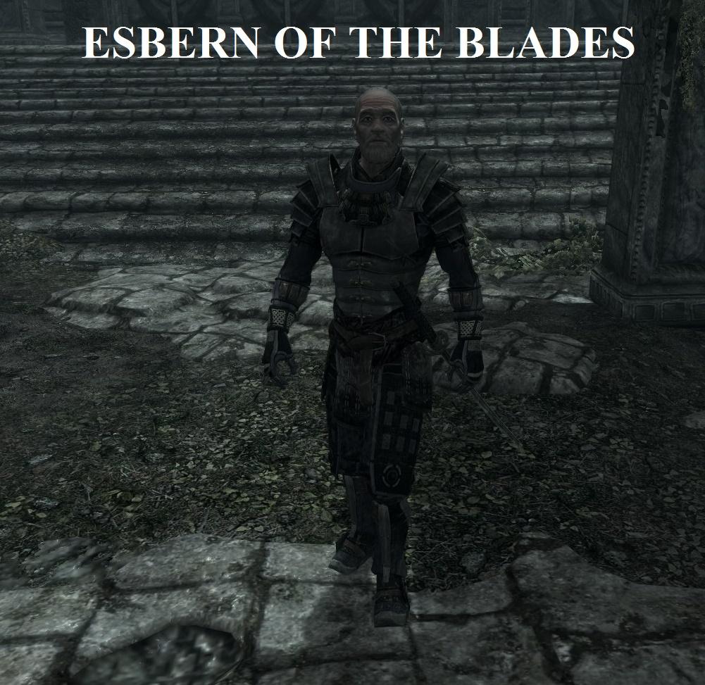 Steam Workshop Esbern Of The Blades