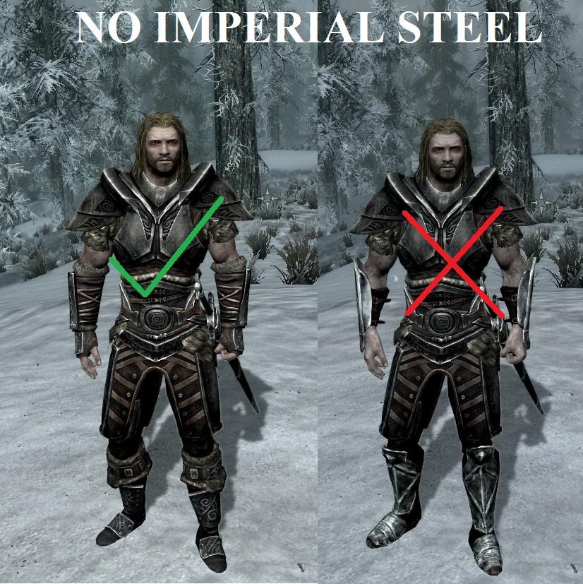 Steam Workshop No Imperial Steel
