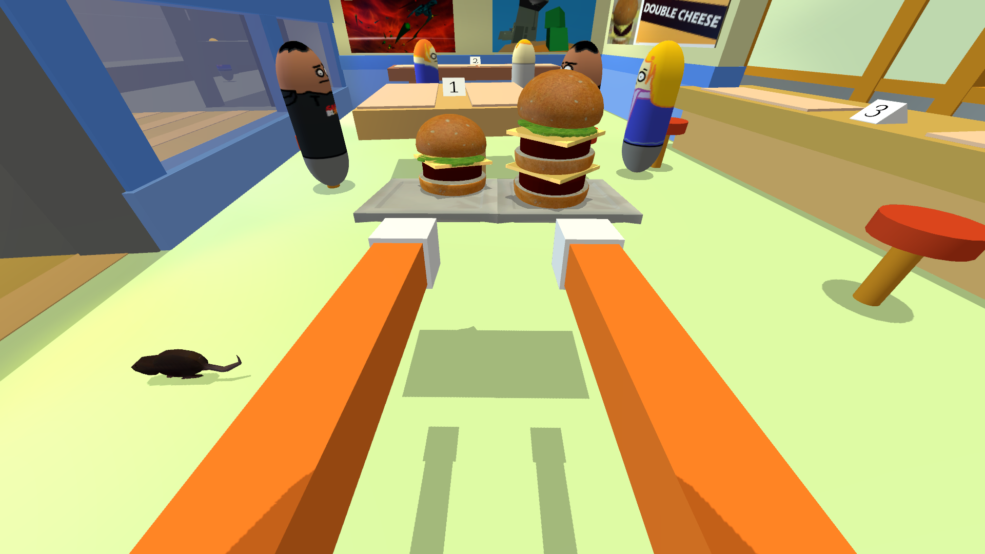 citizen burger disorder game online free