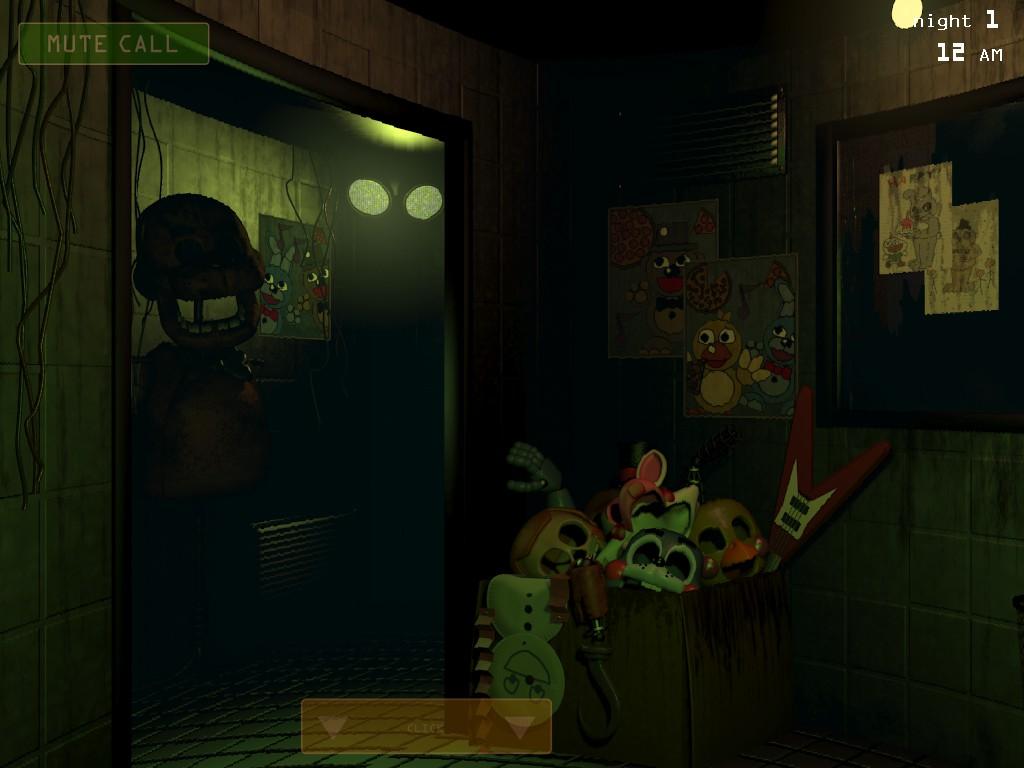 Steam Community Screenshot Sala Wallpaper 2 Fnaf 3