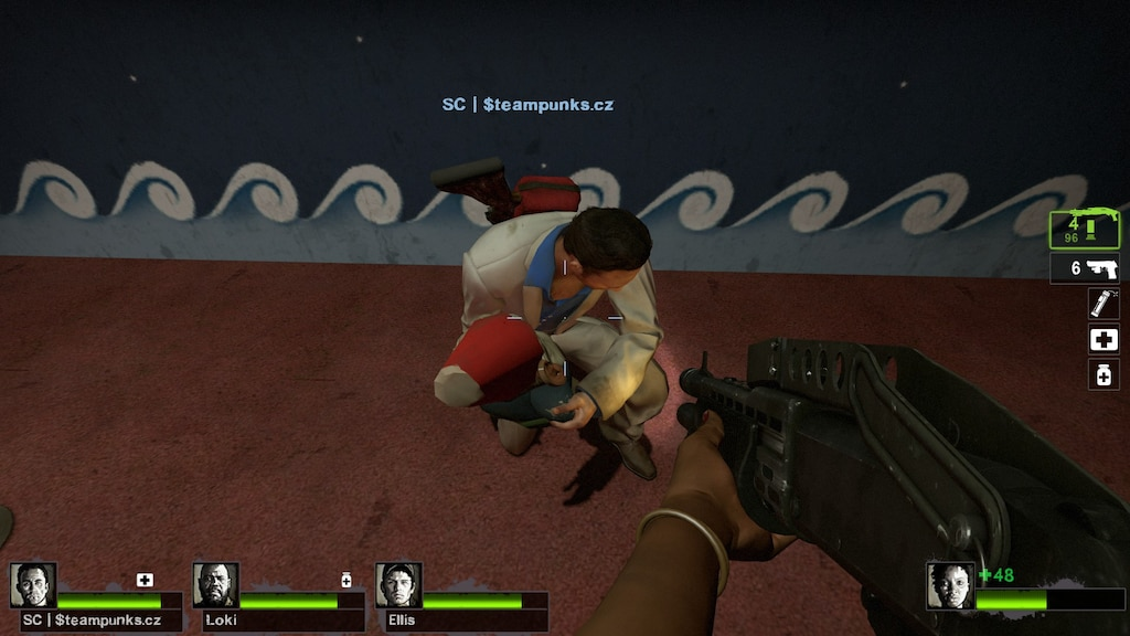 Steam Community :: Screenshot :: Leave him alone you monster