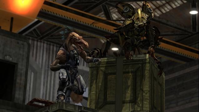 Steam Workshop :: Halo Reach Jackal/Drone Ragdoll