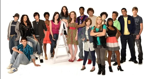 Pics of the degrassi girls — photo 10
