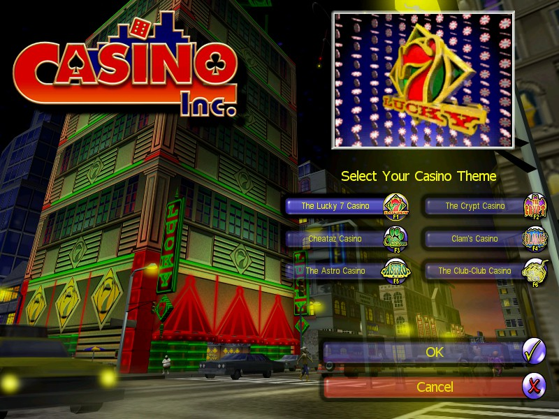 Casino inc game hoyle casino 2010 patch