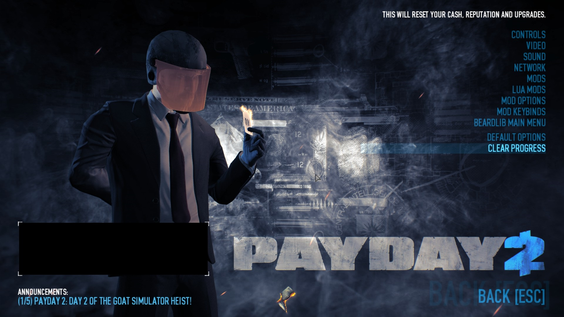 Payday 2 offshore account betting lines binary options atm scam picture