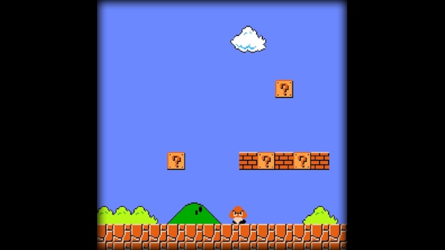 Steam Workshop :: Super Mario Bros - Mario Theme