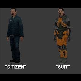 Steam Workshop :: Gordon Freeman Player model