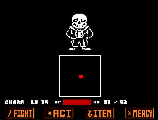 Steam Community Guide Undertale Genocide Final Boss Tips And