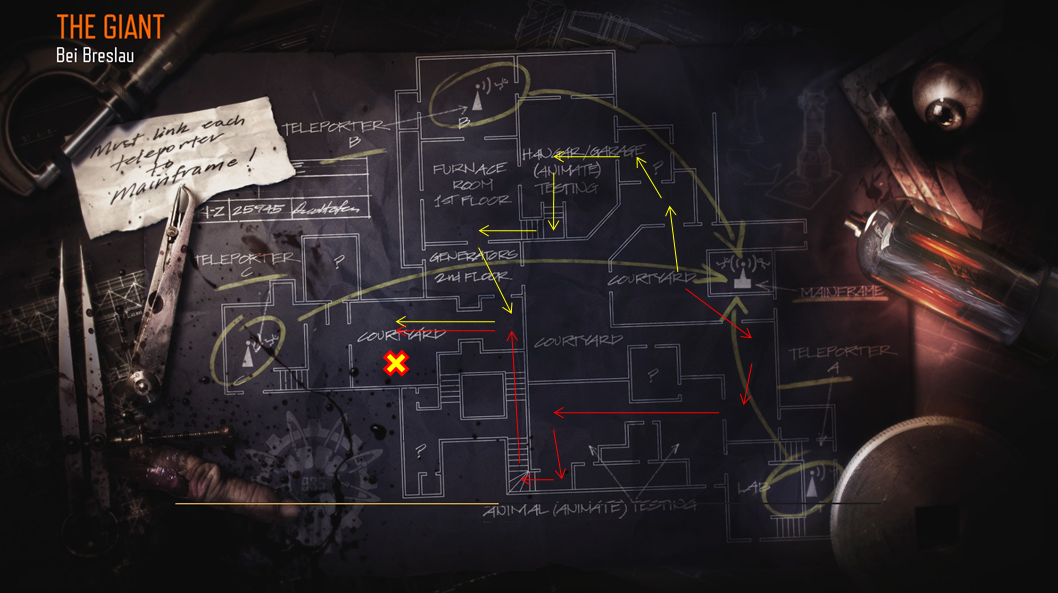 Steam Community :: Guide :: The Giant: All Secrets, Eastereggs and More