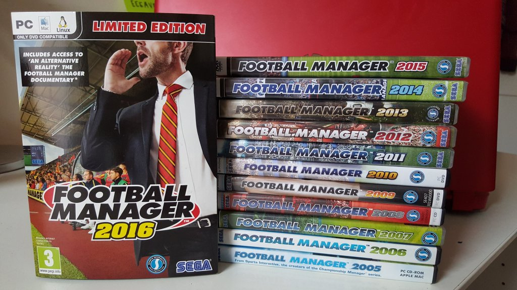Steam Community Football Manager 2016