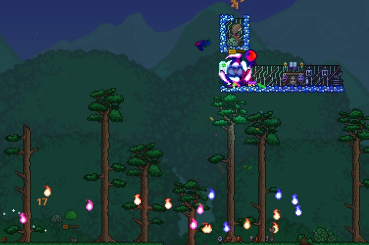 terraria summoning build