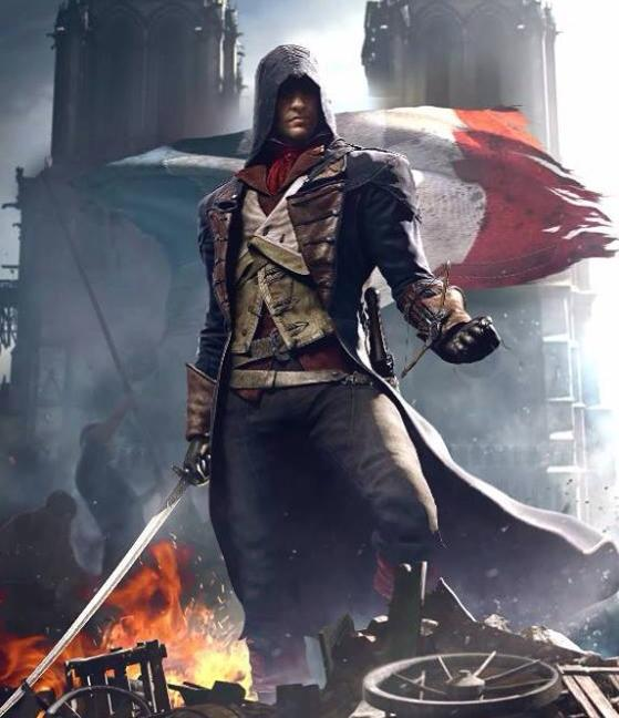 Steam Workshop Assassin S Creed Unity Arno Dorian Outfit