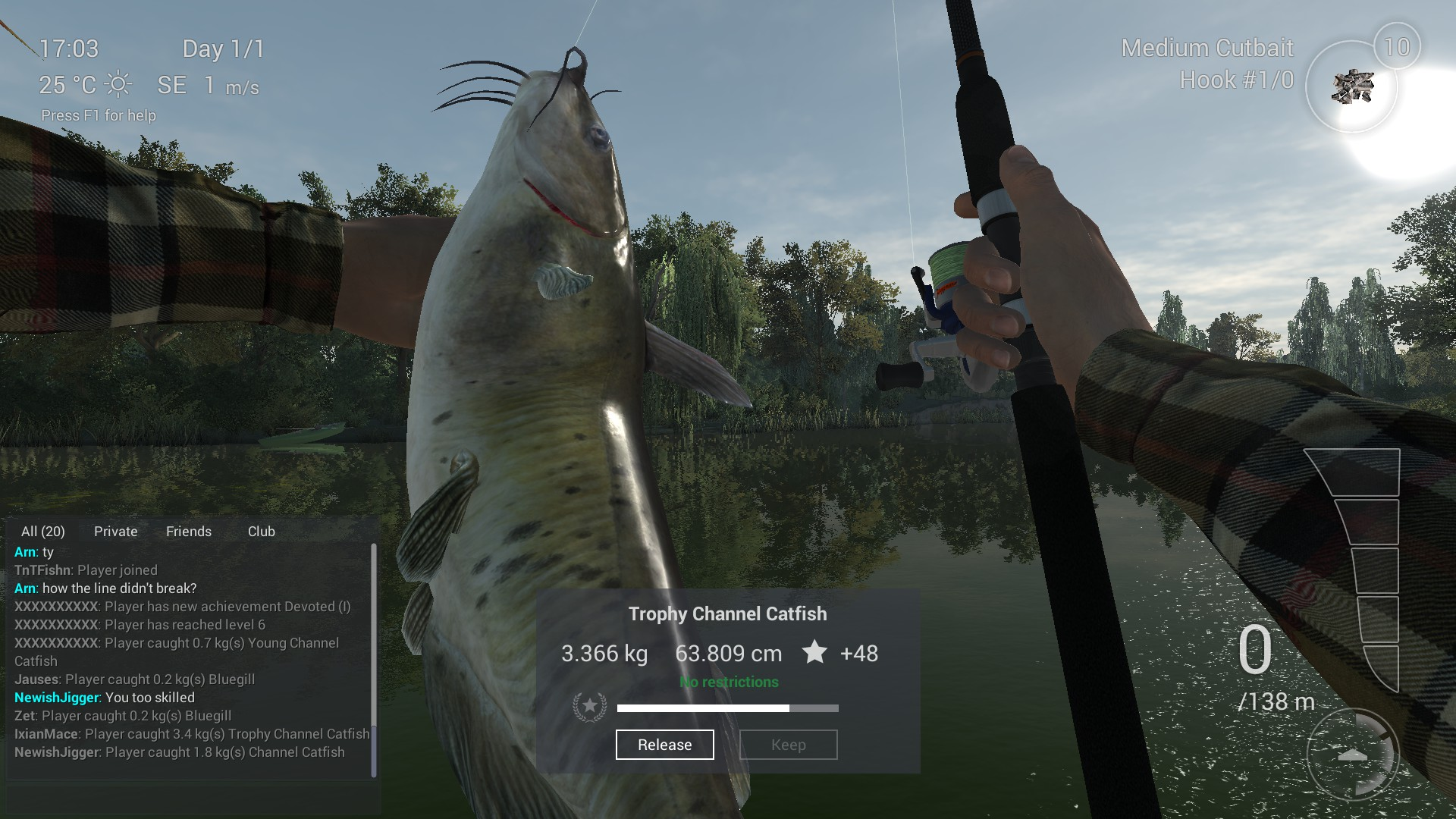 Steam Community :: Guide :: Fishing Planet - Quick Reference
