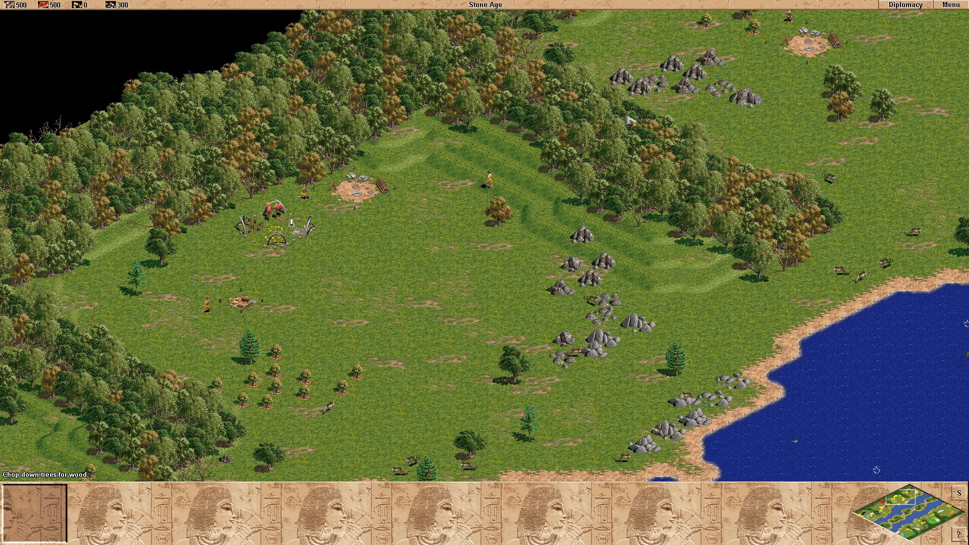 Steam Workshop :: Age of Empires 1 Mods By Artanis