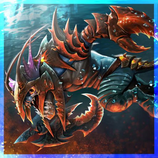 Deep Sea Dragoon - Loading screen