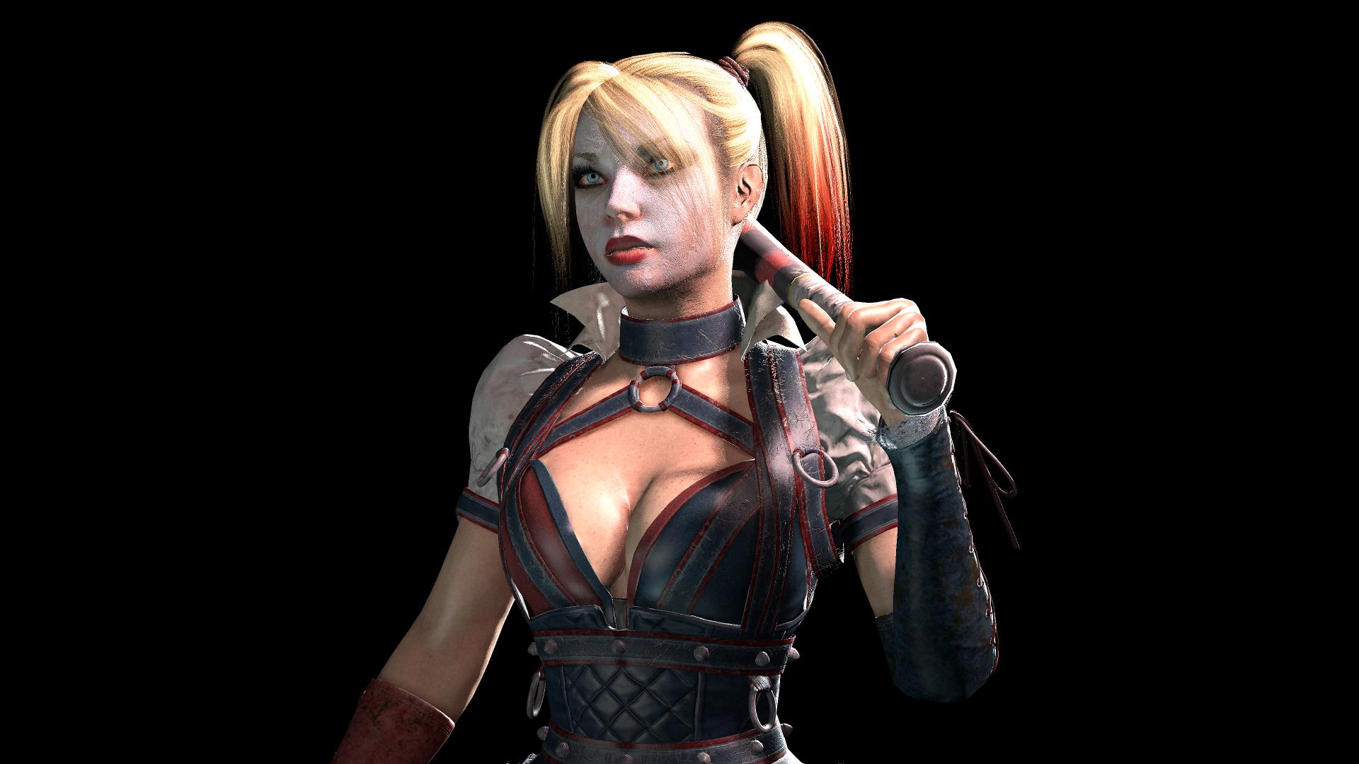 Steam Workshop Batman Arkham Knight Harley Quinn