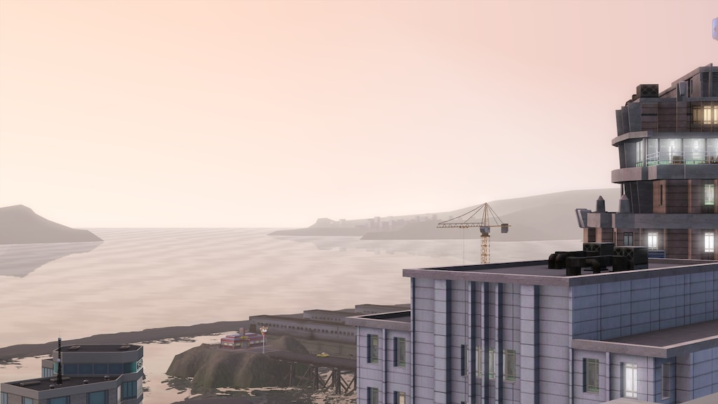 Steam Community :: Screenshot :: Bridgeport - Sims 3