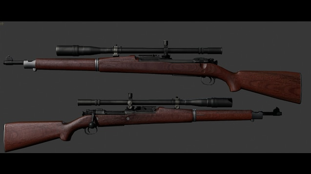 Steam Workshop :: NIArms M1903 Springfield Rifles
