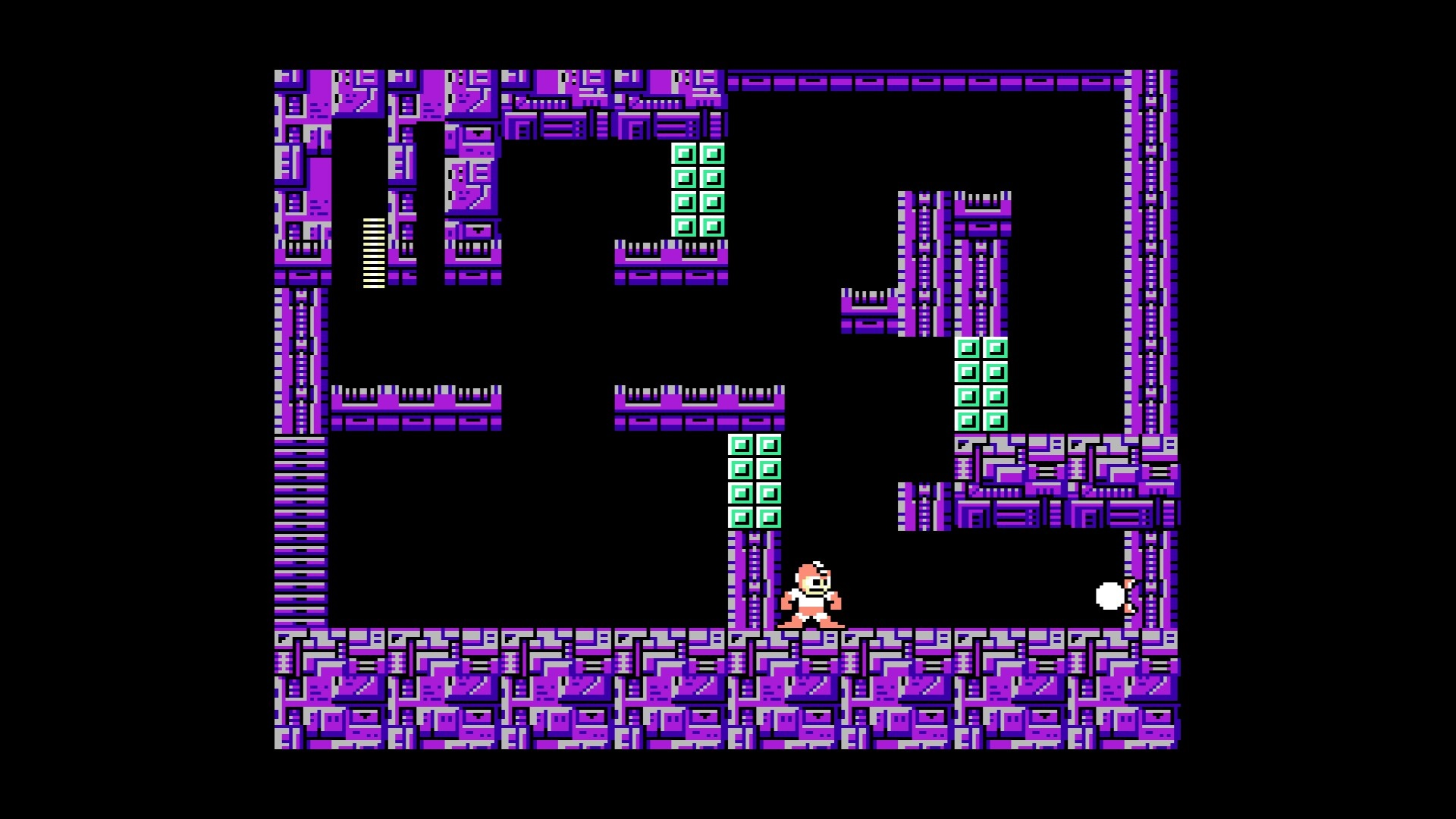 Steam Community Guide Mega Man 2 Wily Stage 4 Boss