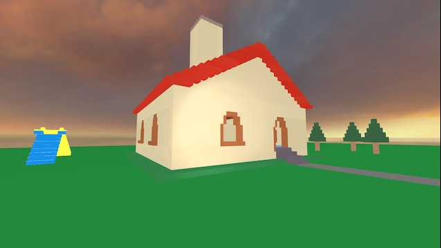 Steam Workshop::Roblox: Happy Home in Robloxia