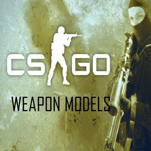 CS:GO Weapon Models