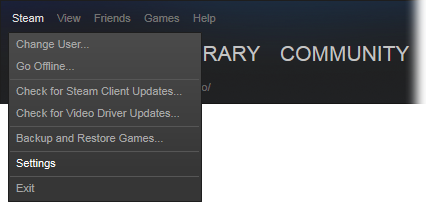 Steam Community :: Guide :: Opting In and Out of Steam