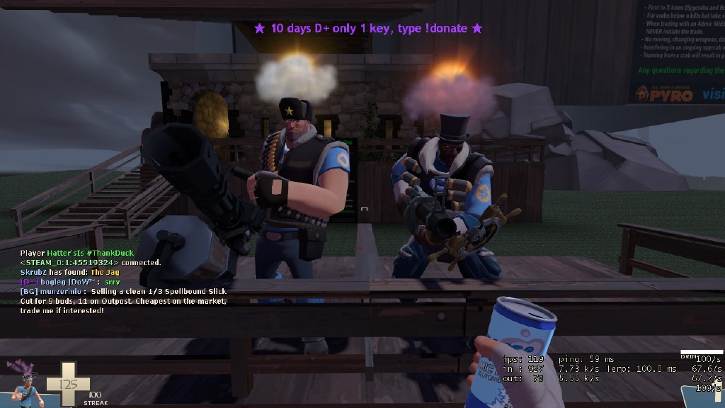 Death at Dusk or Morning Glory? - Team Fortress 2