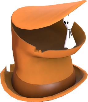 Strange Ghostly Gibus