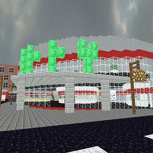 Steam Workshop TTT Minecraft The Muffin Cinema Heidelwurst - Minecraft ttt spielen