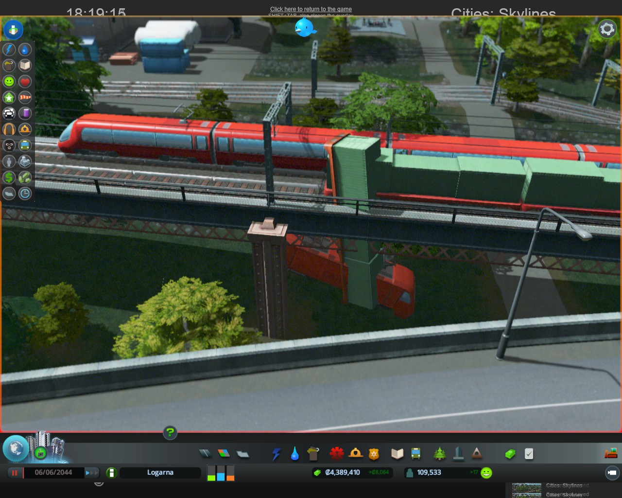 Steam Community :: Guide :: High Train Traffic Solutions